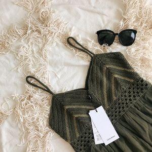 NWT VERO MODA Beach/Boho Maxi Knit Dress 💕💕